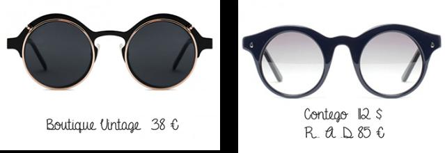 femmes à lunettes