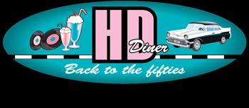 Logo HD Diner
