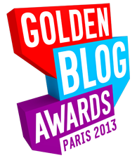 Golden Blog Awards Paris 2013