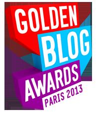 Golden Blog Awards Paris 2013