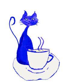 logo café des chats