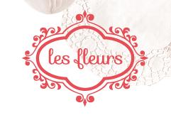 logo boutique les fleurs