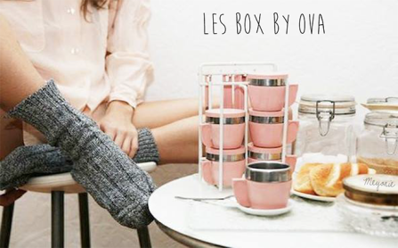 Les box by ova meyonie 1