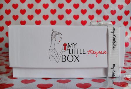 My Little Box février Meyonie 2