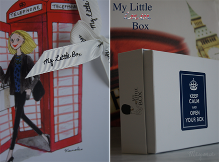 My Little London Box meyonie 2ter