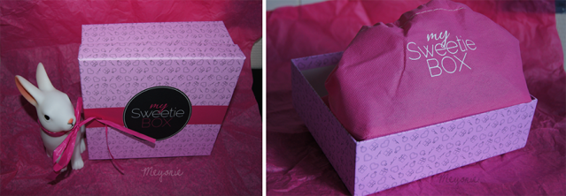 my sweetie box meyonie 1