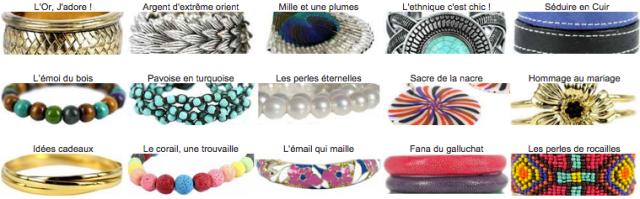 collections chérie bijoux