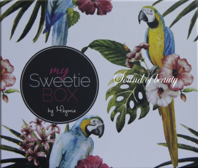 My-sweetie-box-sound of beauty meyonie 1
