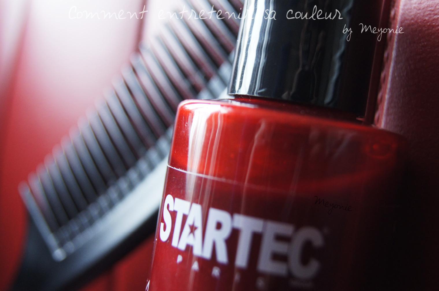 comment entretenir sa couleur meyonie 2 - Entretien Coloration Rouge