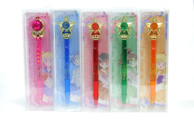 mecanical pen sailor moon