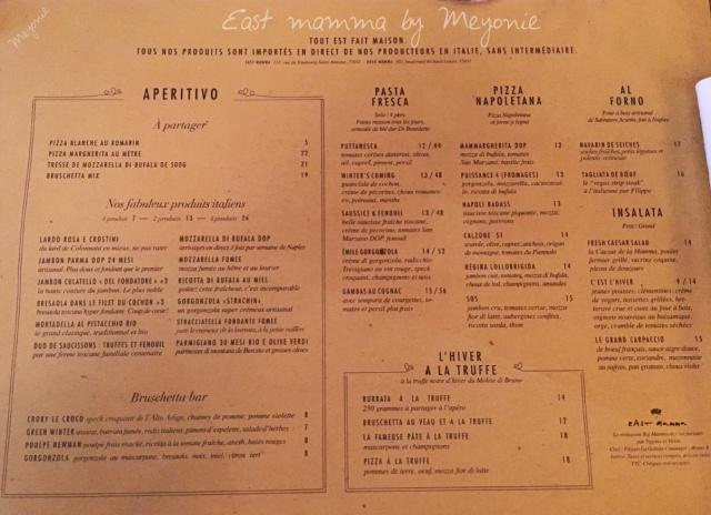 east-mamma-meyonie-menu