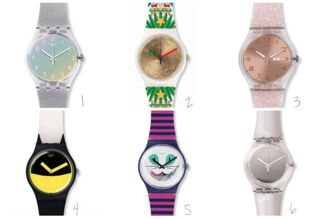 Wish list meyonie montres swatch