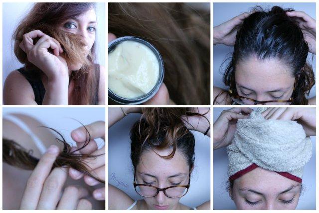 cheveux colorés meyonie soin