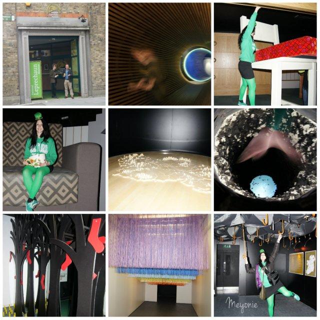 musée du Leprechaun meyonie dublin st patrick