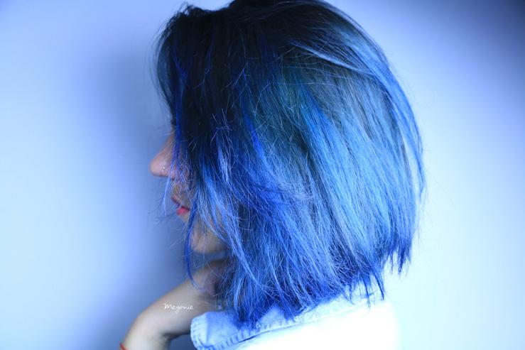 Lunar pour la coloration des cheveux en novembre